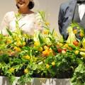 ベジウエディング® 野菜の結婚式