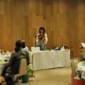 ベジブーケ®レッスン in イタリアンレストラン 開催